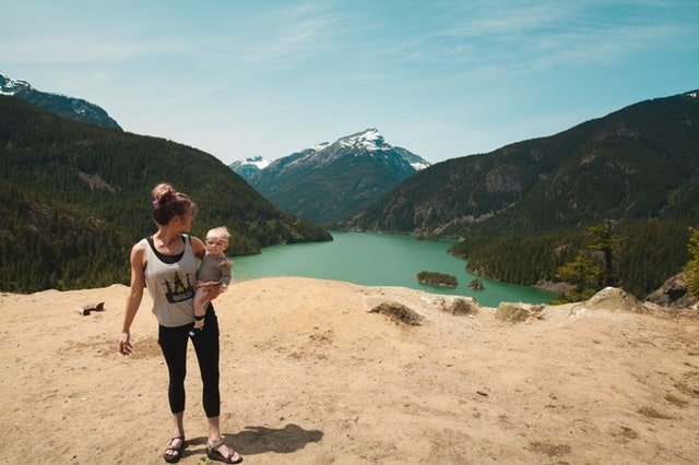 Must have Items for Traveling with Baby