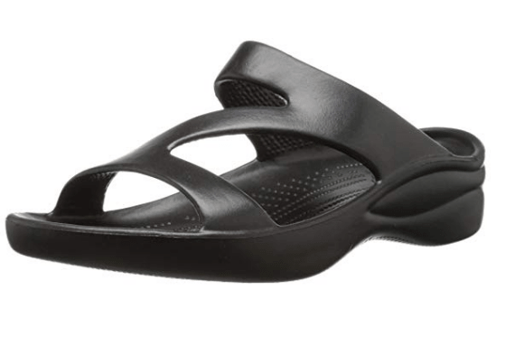 DAWGS Womens Arch Support Z Sandal