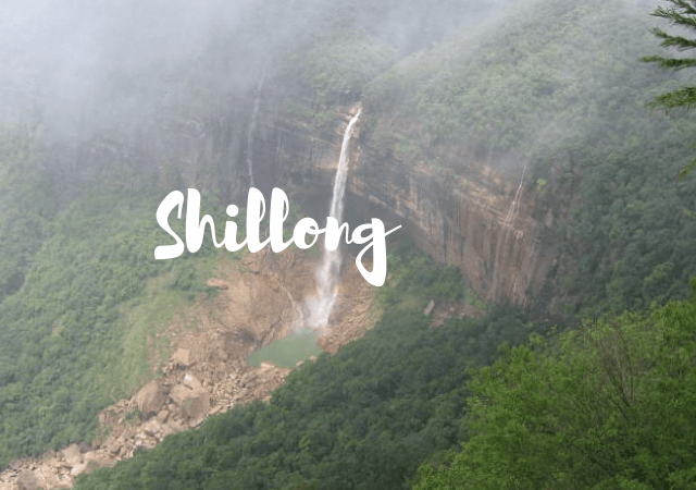 weather in shillong in march
