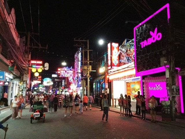 Explore Krabi Walking Street
