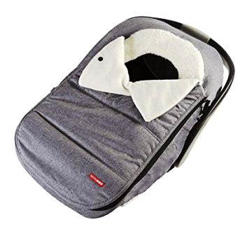 Skip Hop Stroll & Go Infant and Toddler Automotive Car Seat Cover