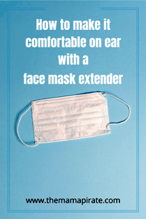 face mask holder