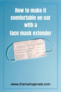 face mask holder