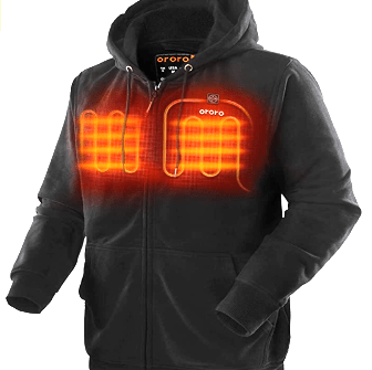 Best heated hoodie for women reviews