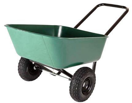 Garden Star Dual-Wheel trolley