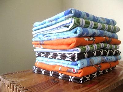 Burp cloths